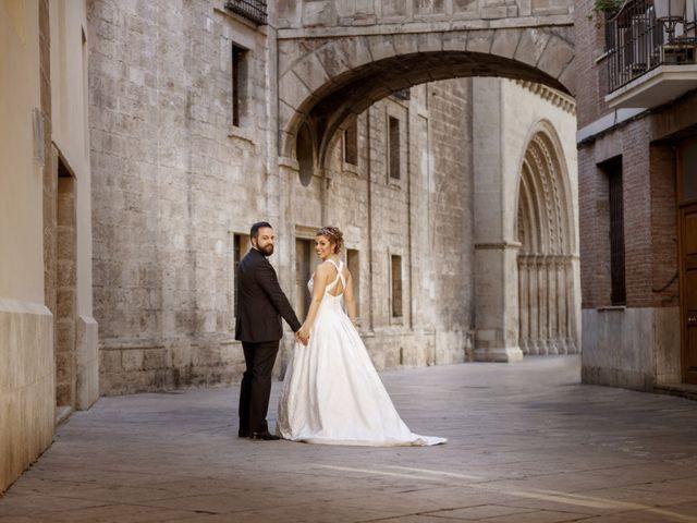 La boda de Javi y Marina en Catarroja, Valencia 25