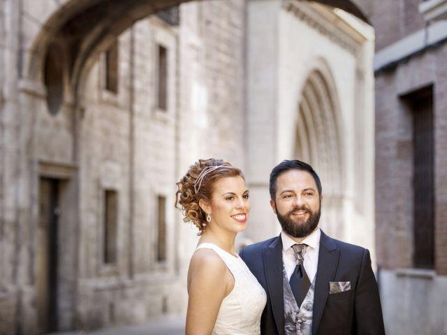 La boda de Javi y Marina en Catarroja, Valencia 26