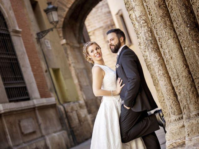 La boda de Javi y Marina en Catarroja, Valencia 27