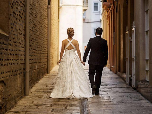 La boda de Javi y Marina en Catarroja, Valencia 31
