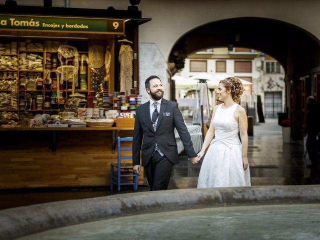 La boda de Javi y Marina en Catarroja, Valencia 35