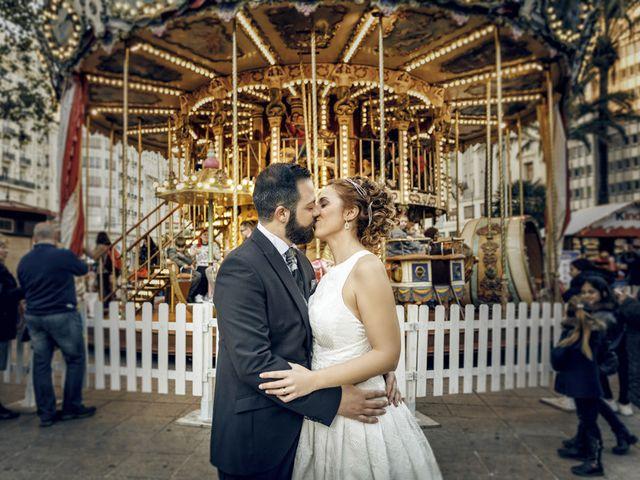 La boda de Javi y Marina en Catarroja, Valencia 38