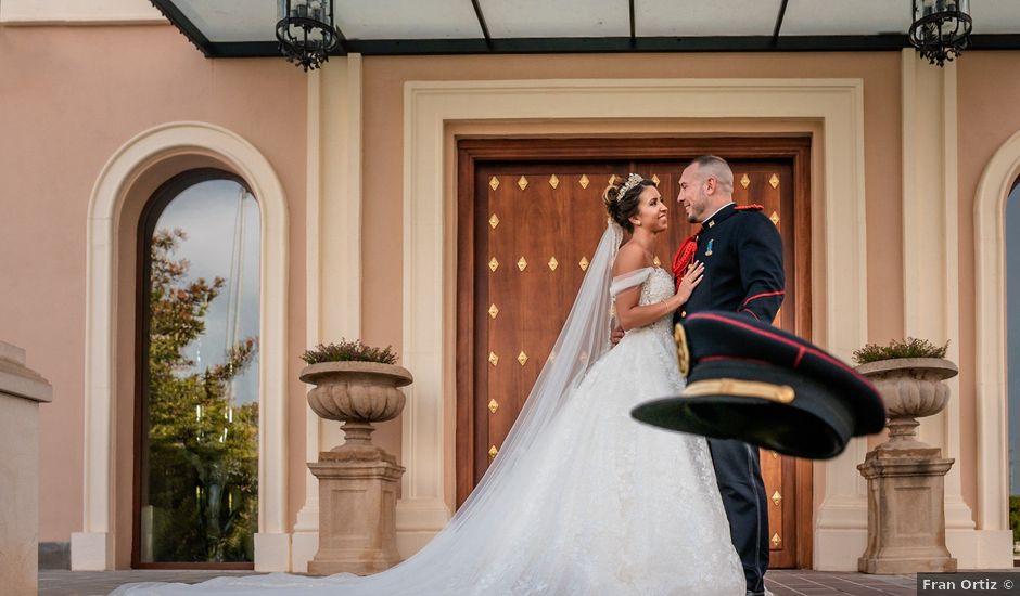 La boda de Rubén y Silvia en Granada, Granada