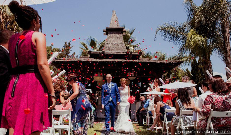La boda de Sergio y Eva en Velez Malaga, Málaga