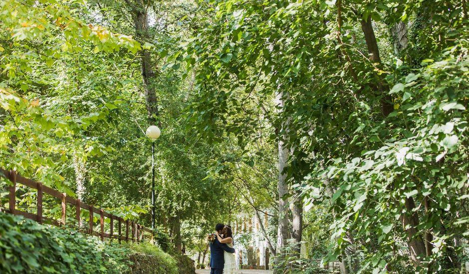 La boda de Raúl y Jessica en Alborache, Valencia