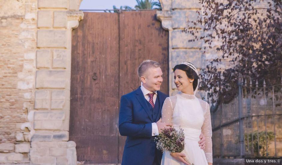 La boda de Ben y Guio en Jerez De La Frontera, Cádiz