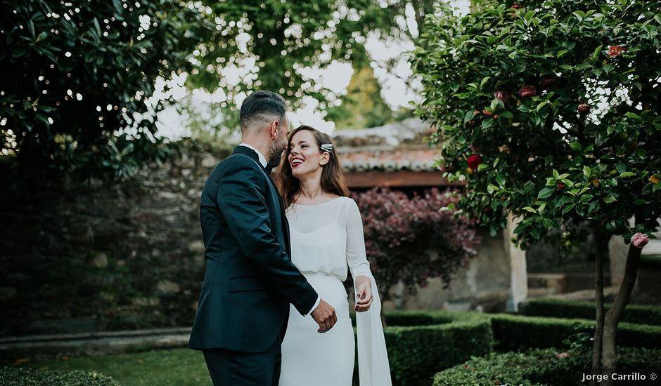 La boda de Iván y Patri en Culleredo, A Coruña
