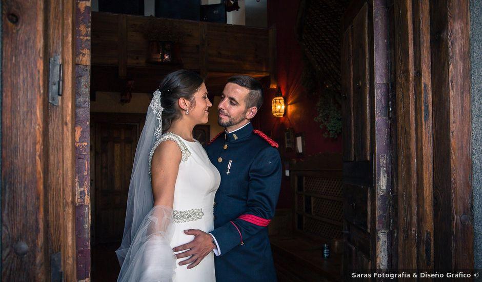 La boda de Juan Carlos y Paloma en Zarza De Granadilla, Cáceres