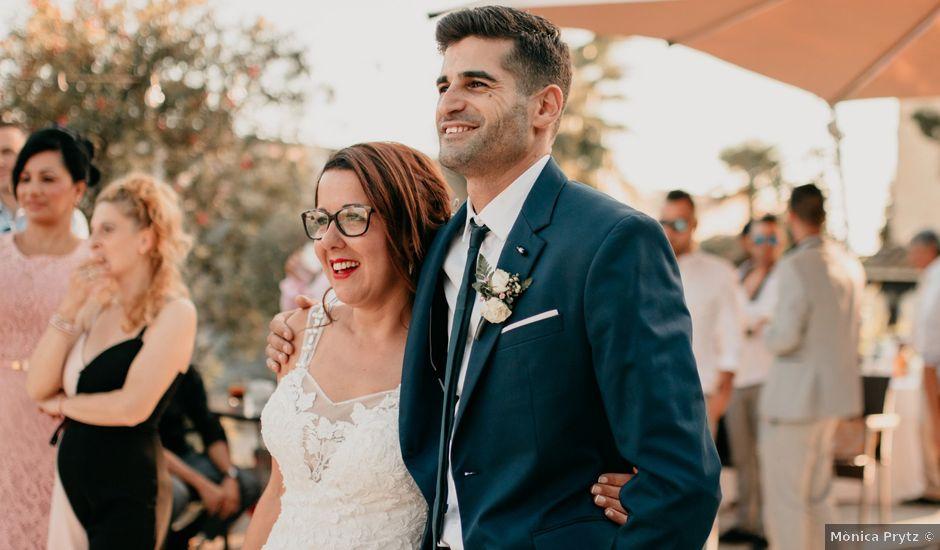 La boda de Manuel y Mar en Tarragona, Tarragona