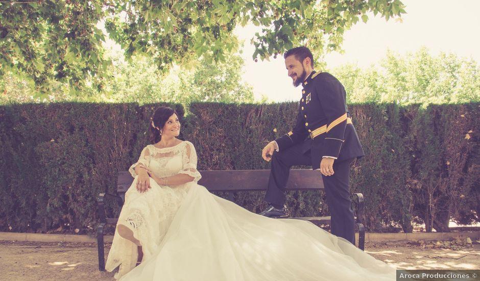 La boda de Juanma y Mari Luz en Almansa, Albacete