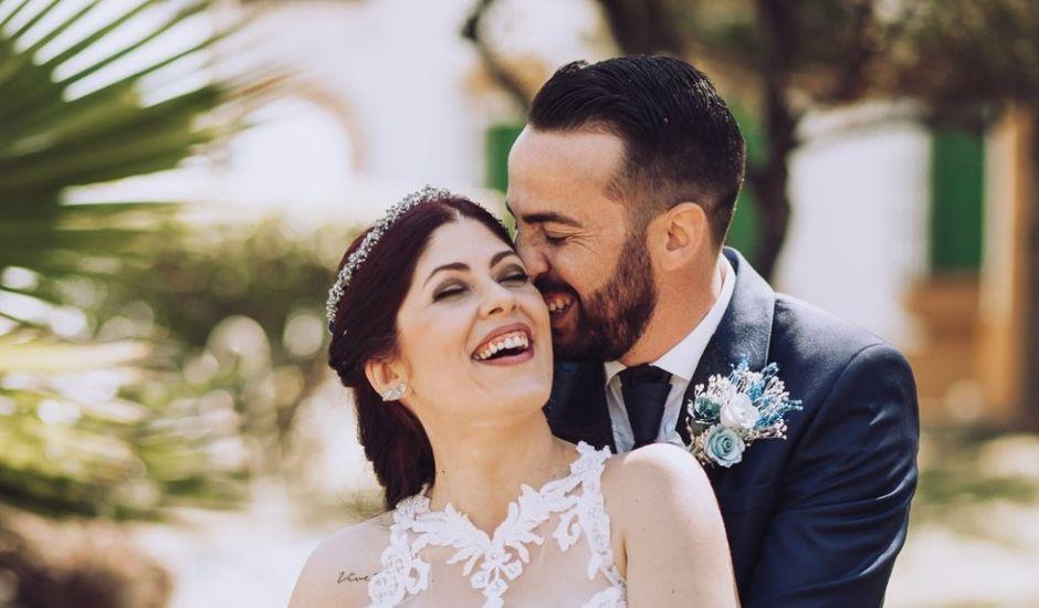 La boda de Alfonso y Mari Carmen en Dos Hermanas, Sevilla