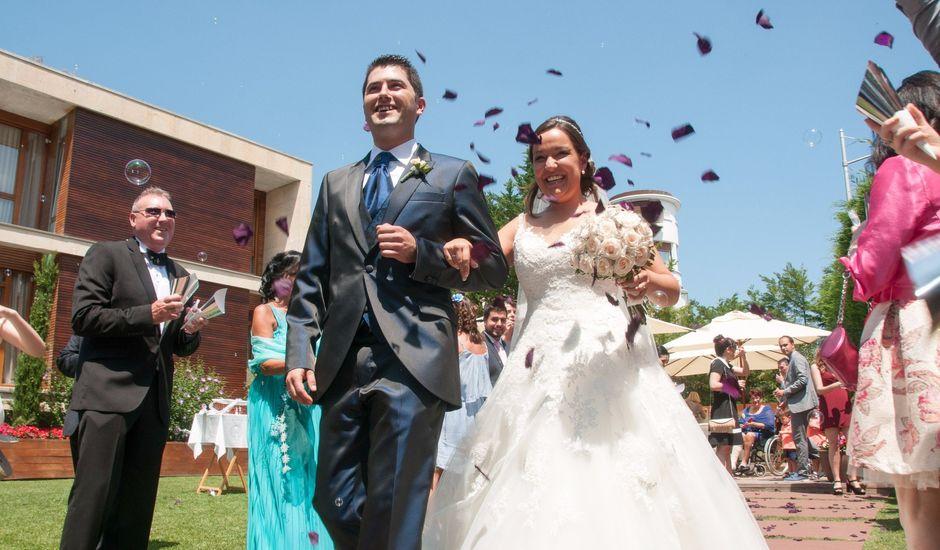 La boda de Enrique y Alaine en Hondarribia, Guipúzcoa