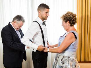 La boda de Carmen y Raúl 2