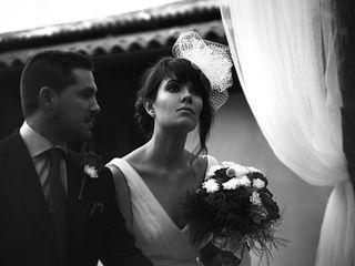 La boda de Almuden y Sergio