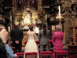 La boda de Óscar y Clara 2