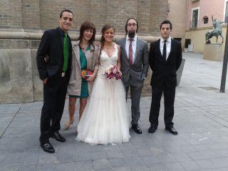 La boda de Óscar y Clara 3