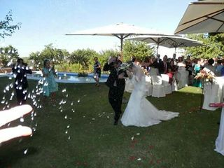 La boda de Noelia  y Jorge  3