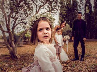 La boda de Carol y Manu 1