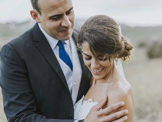 La boda de Nira y Echedey