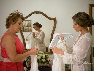 La boda de Johanna y Alberto