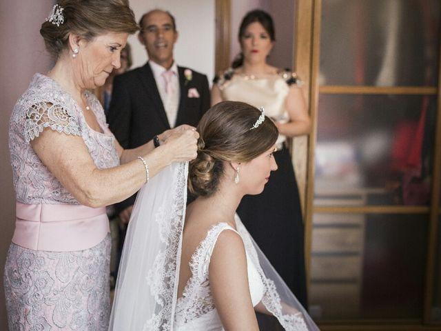 La boda de Jose maria y Isabel en Plasencia, Cáceres 8