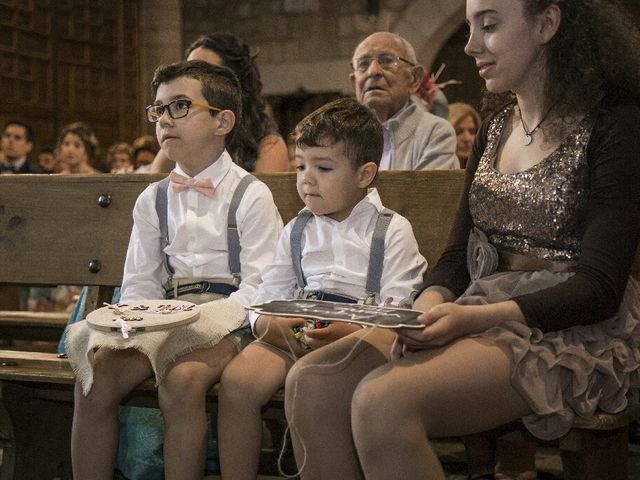 La boda de Jose maria y Isabel en Plasencia, Cáceres 9