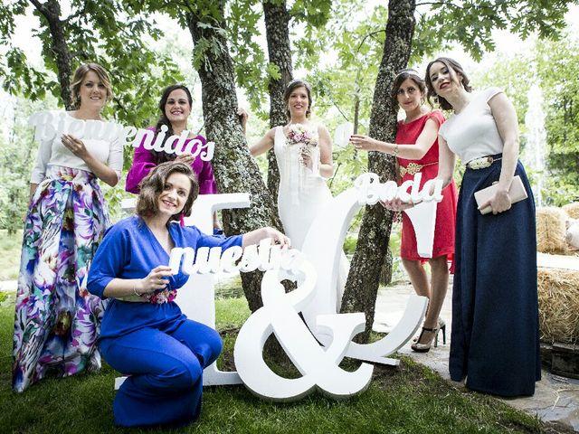 La boda de Jose maria y Isabel en Plasencia, Cáceres 12