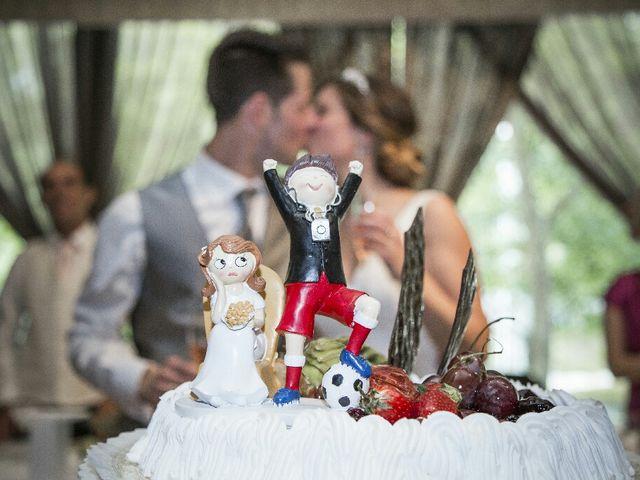 La boda de Jose maria y Isabel en Plasencia, Cáceres 13