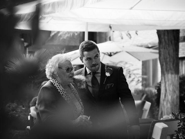 La boda de Sergio y Almuden en Saelices, Cuenca 2