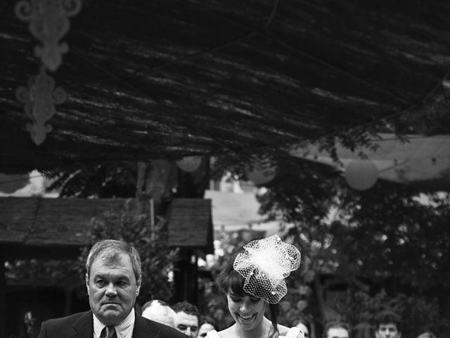La boda de Sergio y Almuden en Saelices, Cuenca 10