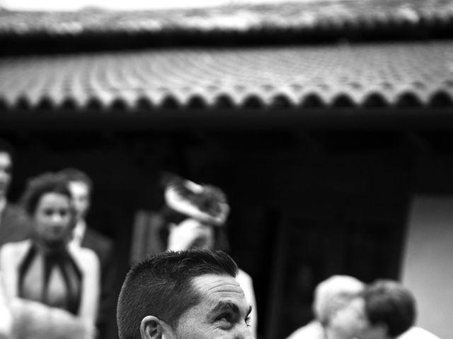 La boda de Sergio y Almuden en Saelices, Cuenca 13