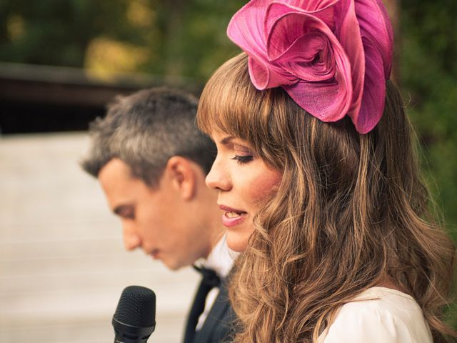 La boda de Sergio y Almuden en Saelices, Cuenca 16