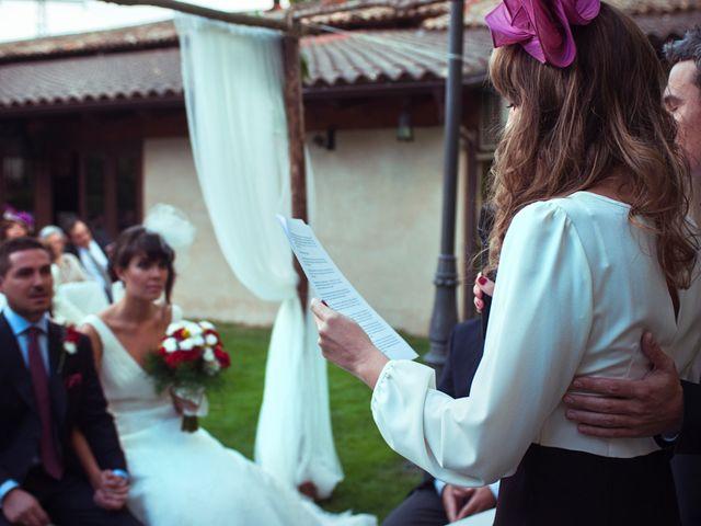 La boda de Sergio y Almuden en Saelices, Cuenca 18