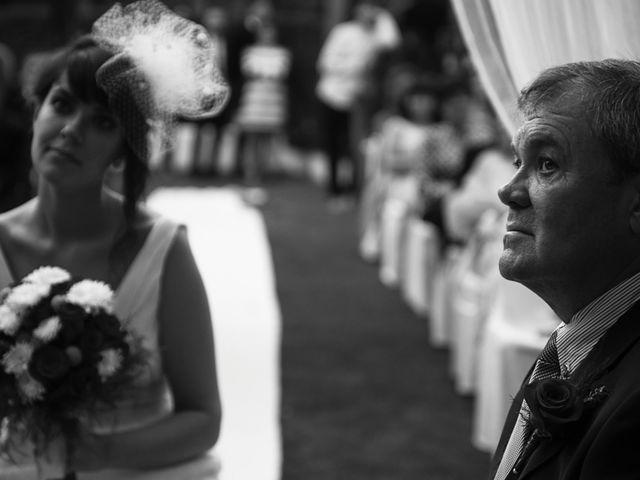 La boda de Sergio y Almuden en Saelices, Cuenca 22