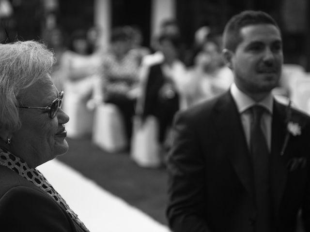 La boda de Sergio y Almuden en Saelices, Cuenca 23