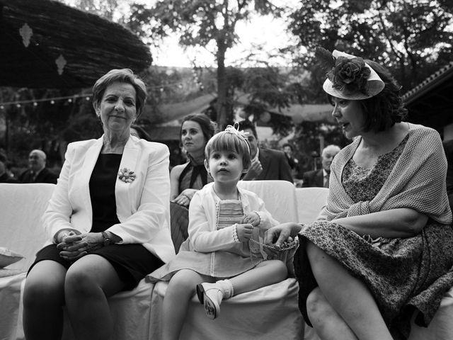 La boda de Sergio y Almuden en Saelices, Cuenca 24