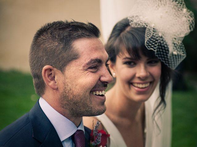 La boda de Sergio y Almuden en Saelices, Cuenca 26