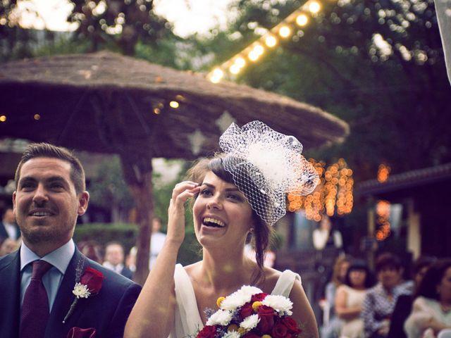 La boda de Sergio y Almuden en Saelices, Cuenca 29