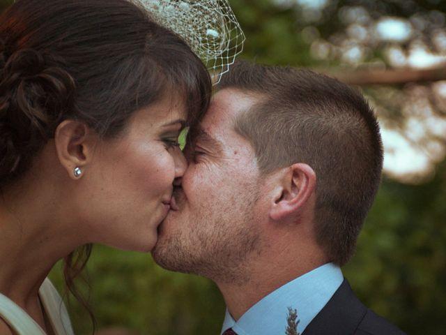 La boda de Sergio y Almuden en Saelices, Cuenca 36