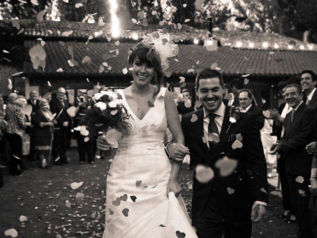 La boda de Sergio y Almuden en Saelices, Cuenca 37