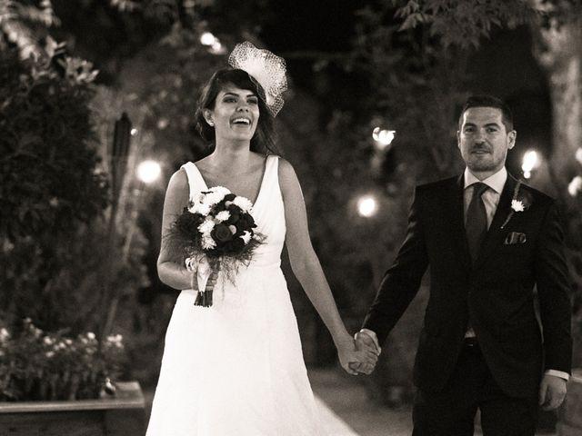La boda de Sergio y Almuden en Saelices, Cuenca 45