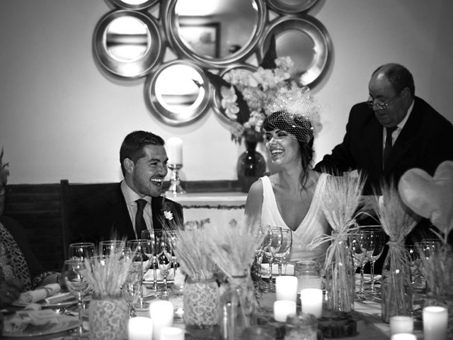 La boda de Sergio y Almuden en Saelices, Cuenca 46