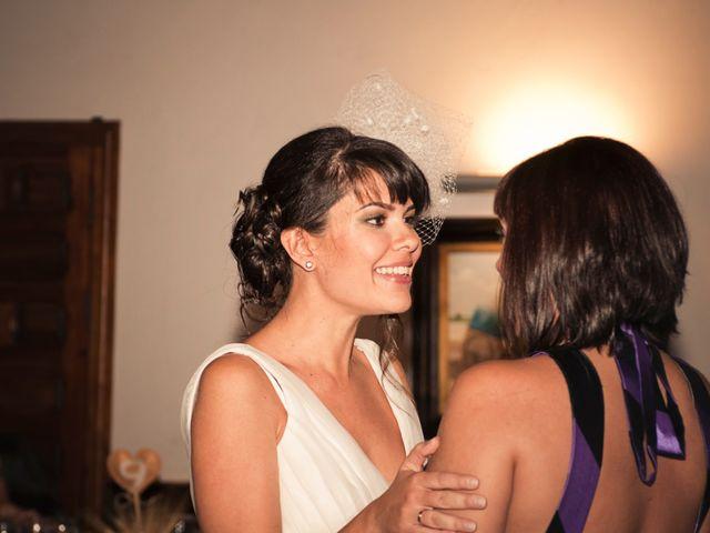 La boda de Sergio y Almuden en Saelices, Cuenca 47
