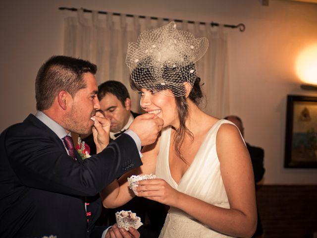 La boda de Sergio y Almuden en Saelices, Cuenca 51