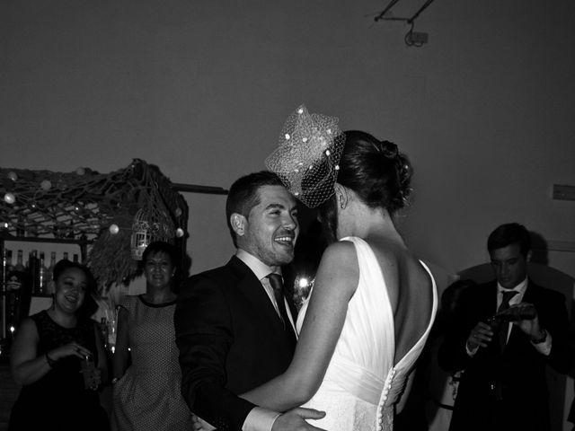 La boda de Sergio y Almuden en Saelices, Cuenca 55