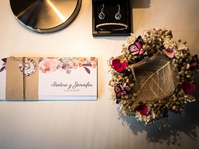 La boda de Isidoro y Jennifer en Arganda Del Rey, Madrid 33