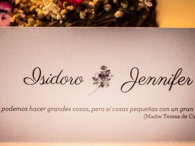 La boda de Isidoro y Jennifer en Arganda Del Rey, Madrid 39