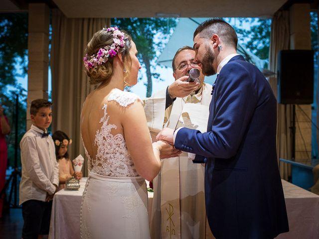 La boda de Isidoro y Jennifer en Arganda Del Rey, Madrid 86