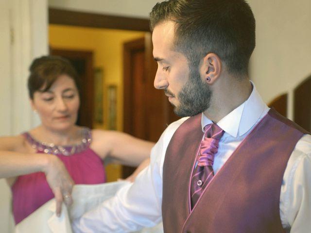 La boda de Alejandro y Davinia en Benalmadena Costa, Málaga 2