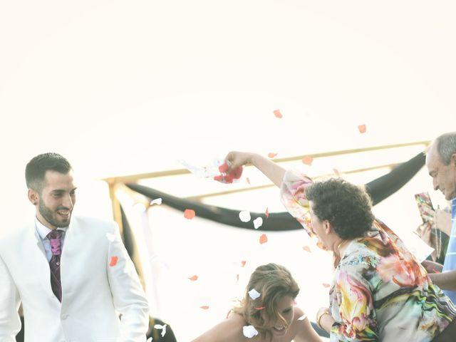 La boda de Alejandro y Davinia en Benalmadena Costa, Málaga 10